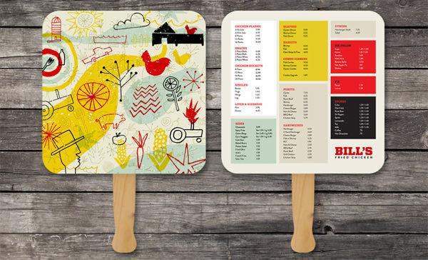 20 thiết kế in ấn menu ngon miệng 17