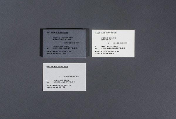 20 ý tưởng thiết kế in name card nhà hàng - h05