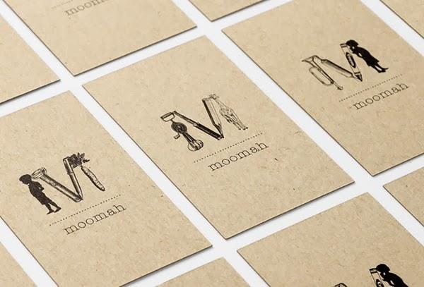 20 ý tưởng thiết kế in name card nhà hàng - h09