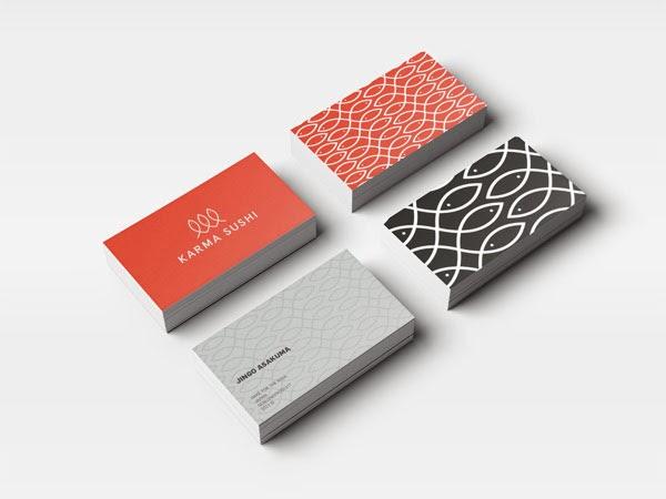 20 ý tưởng thiết kế in name card nhà hàng - h13