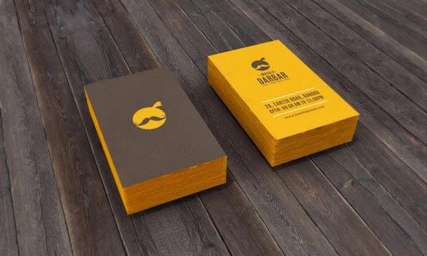 20 ý tưởng thiết kế in name card nhà hàng - h15