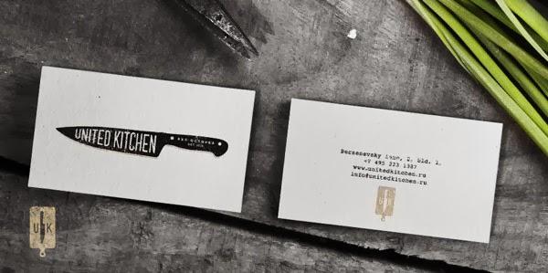 20 ý tưởng thiết kế in name card nhà hàng - h16