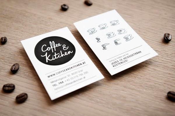 20 ý tưởng thiết kế in name card nhà hàng - h19