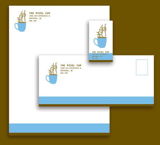 In giấy tiêu đề letterhead - 04