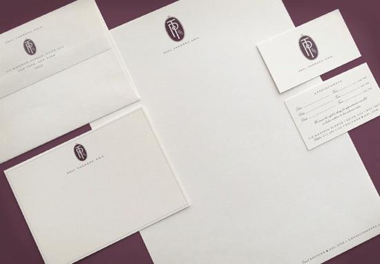 In giấy tiêu đề letterhead - 10