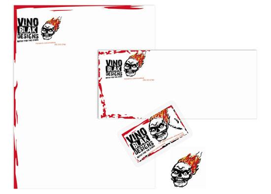 In giấy tiêu đề letterhead - 44