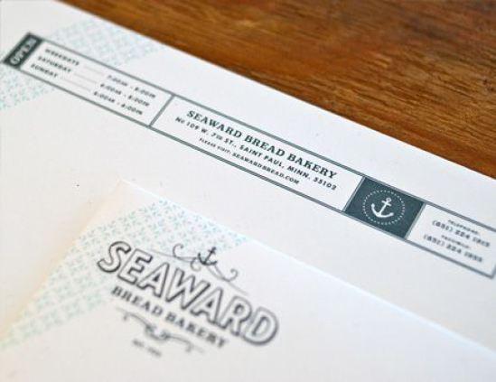 In giấy tiêu đề letterhead - 54